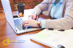 Reliable Dissertation Writing Services online
