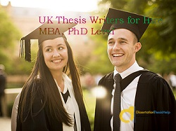 Best thesis writers UK
