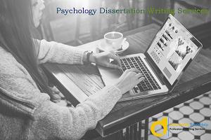 Custom Psychology Dissertation Writing Services