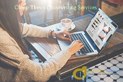 Quality Thesis Ghostwriting Services