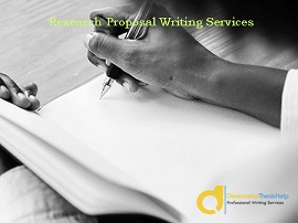 Custom Research Proposal Writing Services
