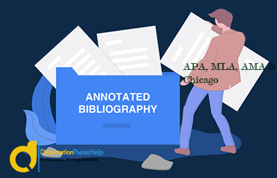 Annotated Bibliography Writing Services in APA