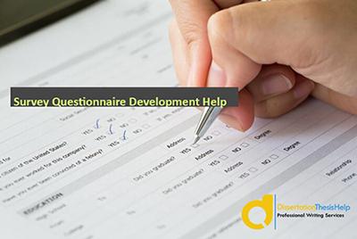 Survey Questionnaire Development Help