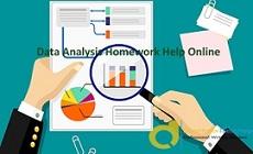 Data Analysis Homework Help
