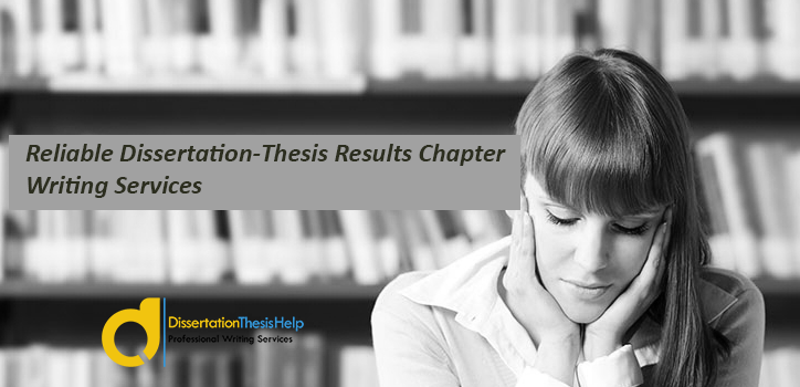 Dissertation Results Writing Help