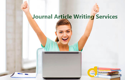Professional Journal Article Writing Help