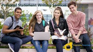 Personal Statement Writing Services Online