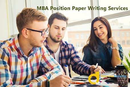 Masters Position Paper Writing Services
