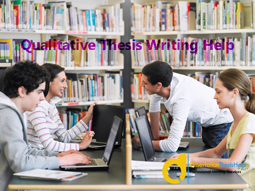 Reliable Qualitative Thesis Writing Services