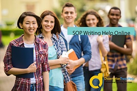 Help me Write my SOP