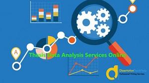 Reliable thesis data analysis help